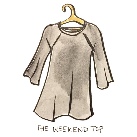 Weekend Modal Jersey Top