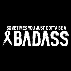 Badazz Decals- many colors