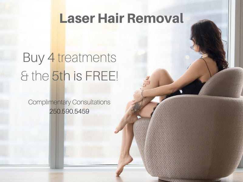 Laser Hair Removal Promotion
