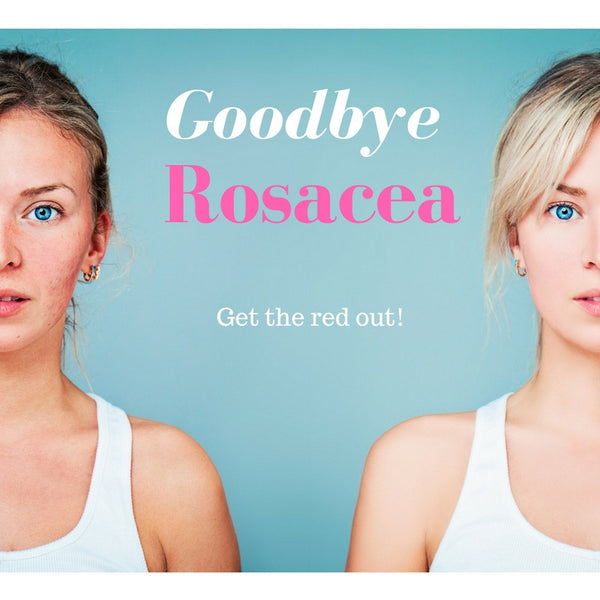 itchy dry skin inflammation rosacea victoria bc
