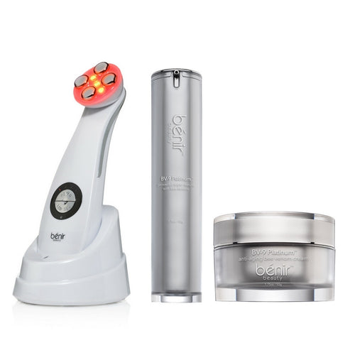 Elevare Platinum Anti-Aging Treatment Trio