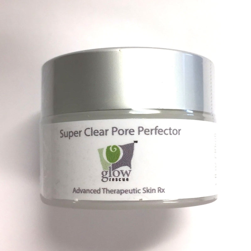 Super Clear Pore Perfector / clarifying mask / Glow Rescue Skin Rx