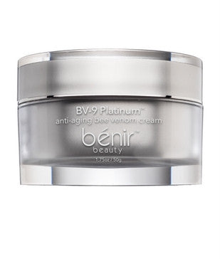 BV-9 Platinum AntiAging Bee Venom Cream by Benir Beauty