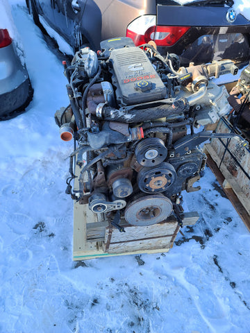 Dodge 6.7 Cummins Engine