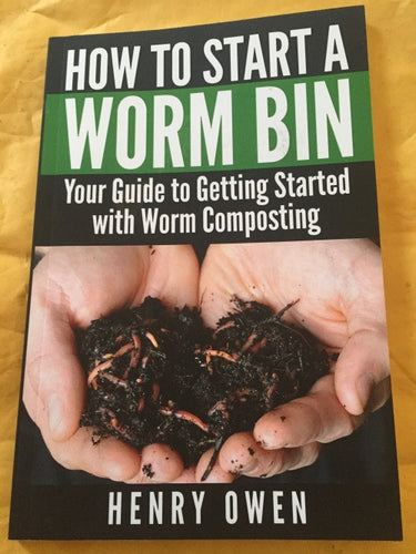 How to Start a Worm Bin - Paperpack