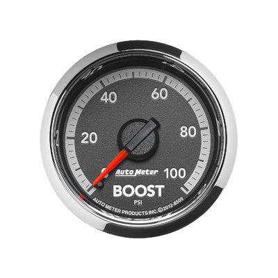 Auto Meter 0-100 PSI Factory Matched Boost Gauge