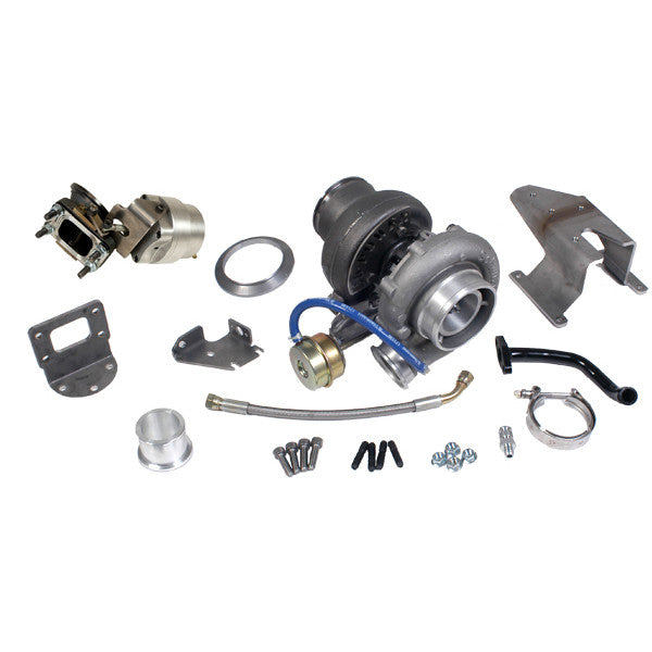 BD-Power Thruster Turbo Kit with Electronics 03-07 6.0L Powerstroke