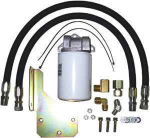 BD-Power In-Line Transmission Filter Kit 1994-97 E4OD