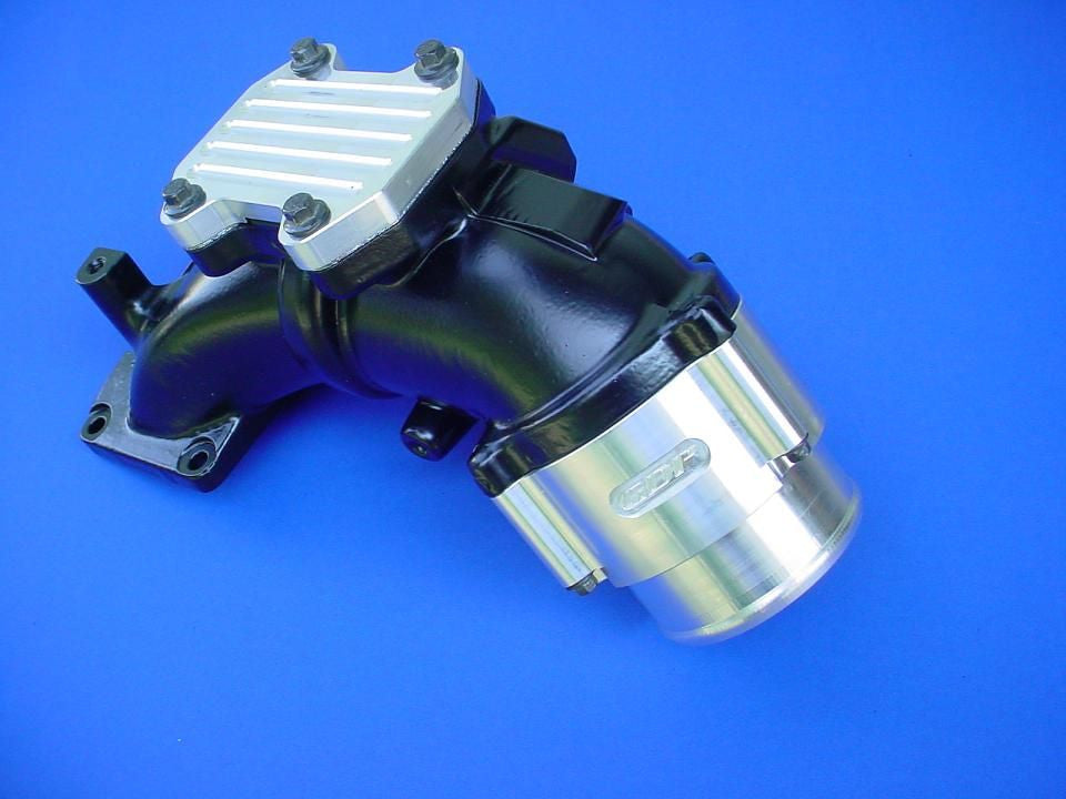 07.5-'16 6.7L Mega-Flo Billet Throttle Valve Delete