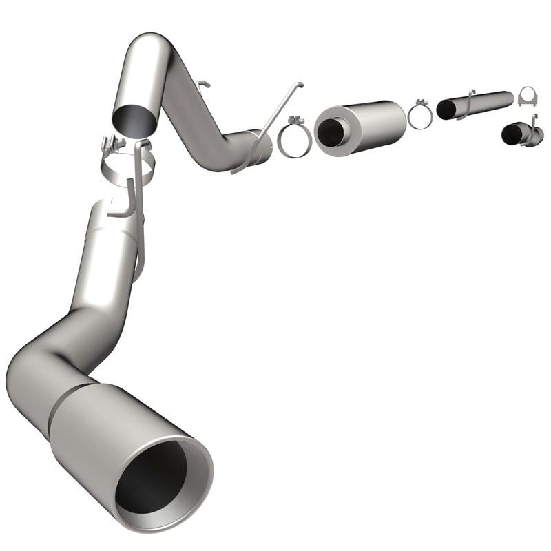 "PERFORMANCE 4"" CAT-BACK EXHAUST SYSTEM 2003-04 5.9L Cummins"
