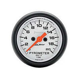 Auto Meter Phantom Series Pyrometer Gauge Kit 5745