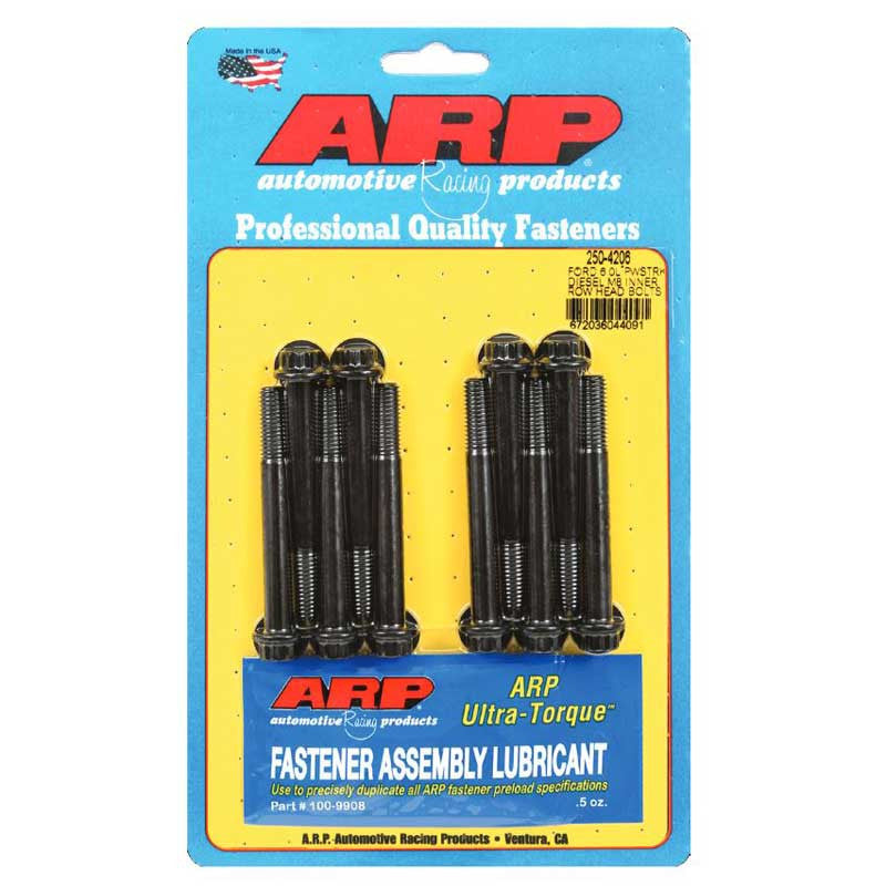ARP Inner Row Head Bolts 2003-2007 6.0L Powerstroke