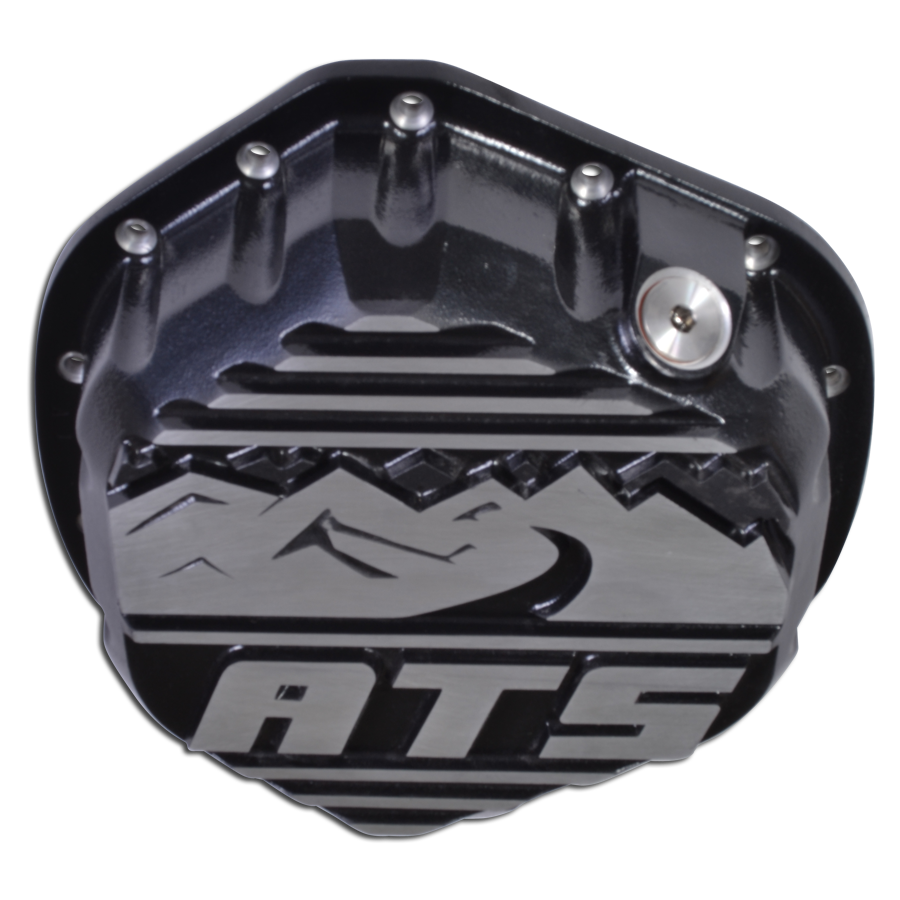 ATS Protector Rear Differential Cover, 14 Bolt 11.5-inch American Axle - 01+ GM, 03+ Dodge