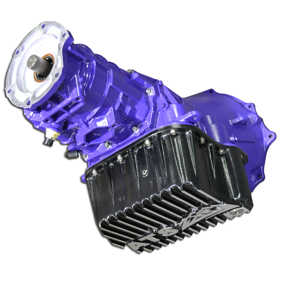 48RE Stage 2 Package, 2006-07 4wd