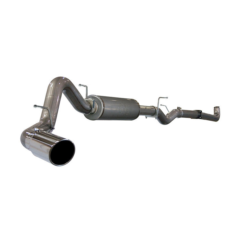 "AFE 49-44003 MACH FORCE XP 4"" DOWNPIPE-BACK EXHAUST SYSTEM"