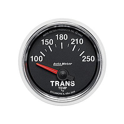 Auto Meter 3849 GS Series Transmission Temp Gauge