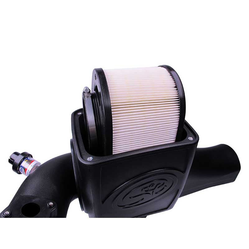 S&B Filters Cold Air Intake (Dry Filter) 6.0L Powerstroke