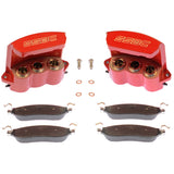 SSBC Tri-Power Quick-Change Rear Brake Caliper Upgrade Kit