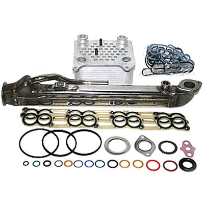 Oil Cooler / EGR Cooler Kit 2004.5-07 6.0L Powerstroke