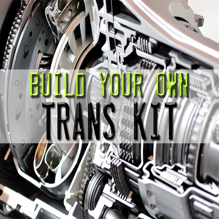 Build Your Own ATS Transmission Kit