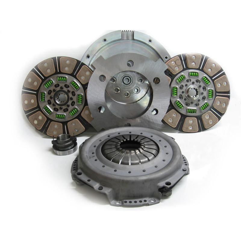 Valair Dual Disc Clutch - NV5600
