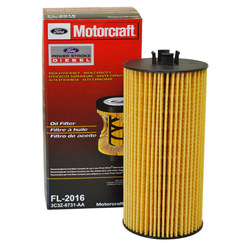 Ford Motorcraft Oil Filter