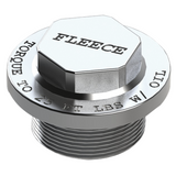 Fleece Duramax Coolant Block-Off Plug