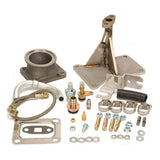 T4 Pedestal Kit 2003-07 6.0L Powerstroke