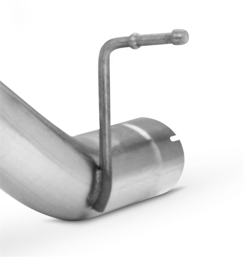 "4"" PERFORMANCE SERIES DUAL FILTER-BACK EXHAUST 07.5-10 6.7L Cummins"