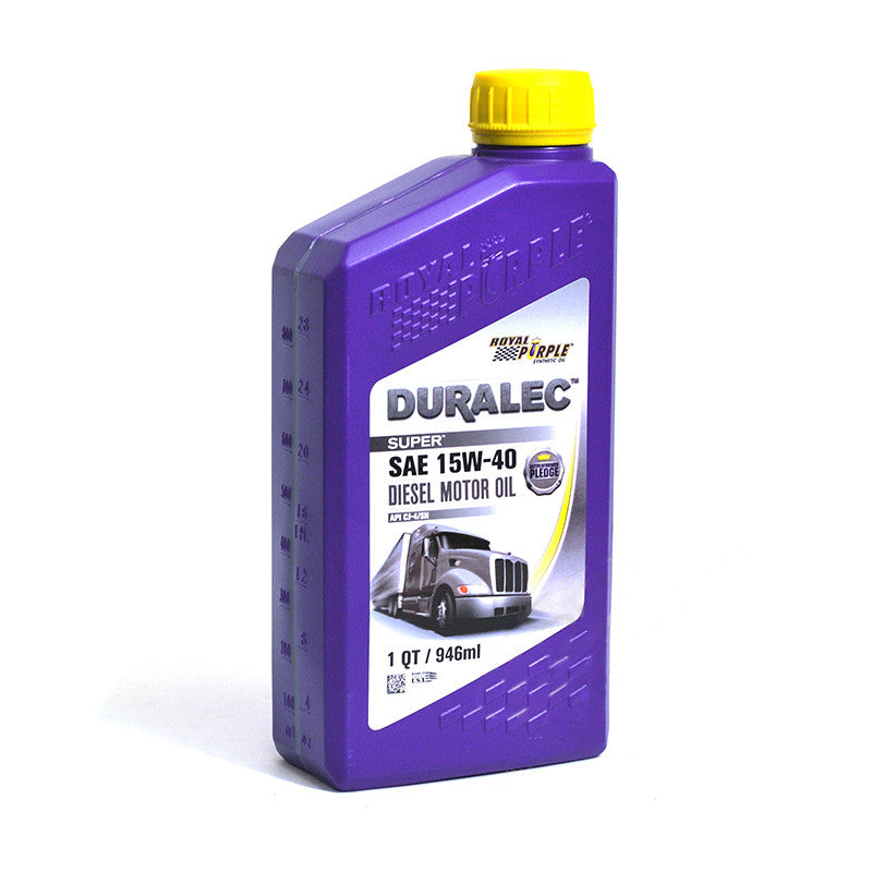 Royal Purple 15W-40 Synthetic Motor Oil - 1 Quart