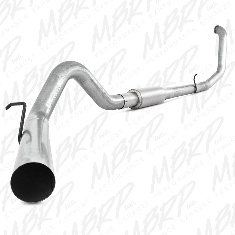 "MBRP 4"" Performance Series Turbo Back Exhaust 1999-03 7.3L Powerstroke"