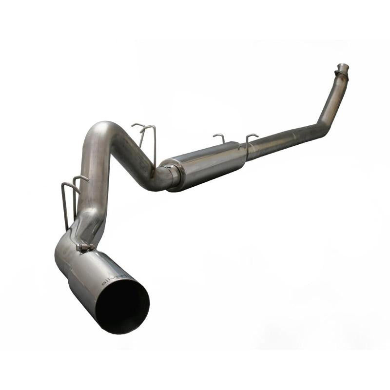 "4"" Turbo Back Aluminized Exhaust 2004.5-07 5.9L Cummins"