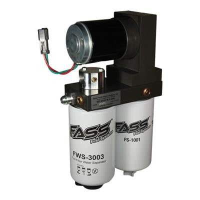 FASS Powerstroke Titanium Series Fuel Air Separation Systems