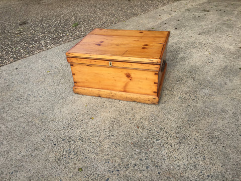 Baltic Pine Tool Box C1880