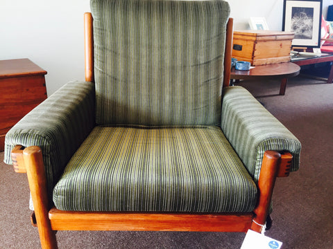 Danish Deluxe Arm Chairs