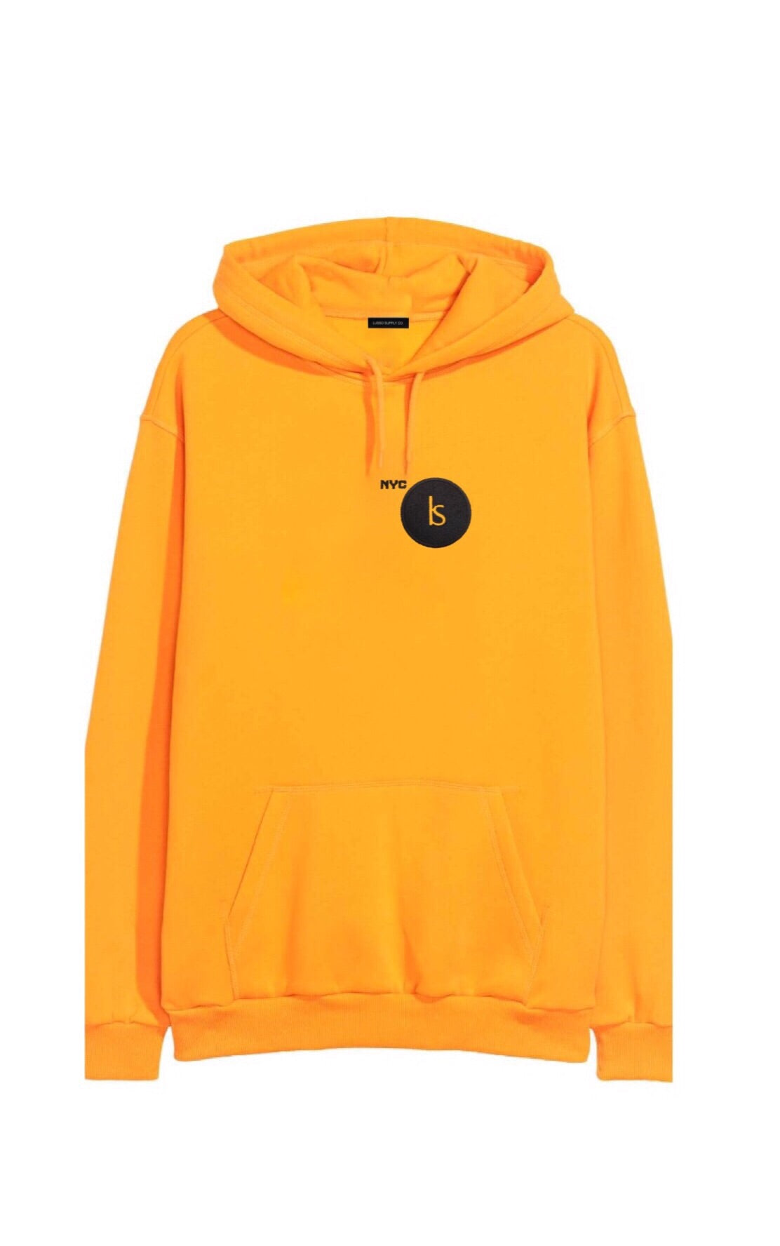 NY5 Byway Hoodie (NYC TAXICAB YELLOW) Limited Edition