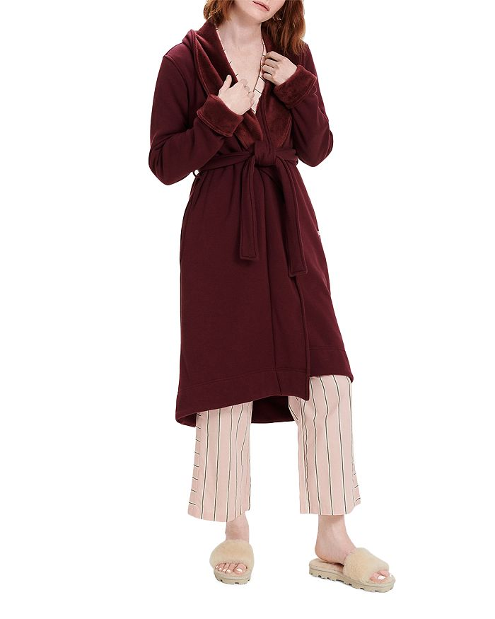 UGG Duffield Robe Wild Grape