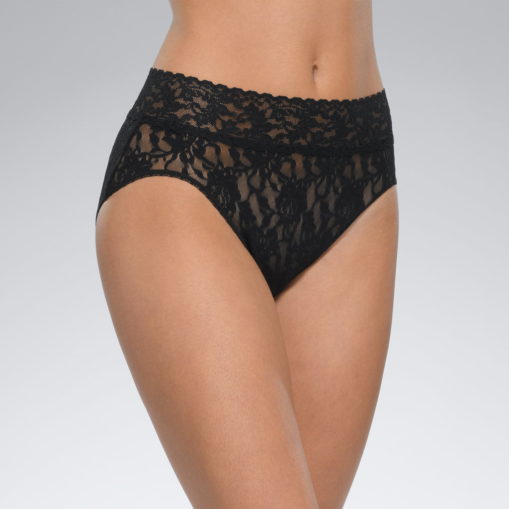 Hanky Panky Signature Lace French Brief Black