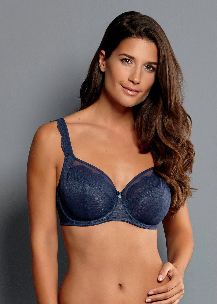 Anita Selma Full Cup Wire Bra Patriot Blue