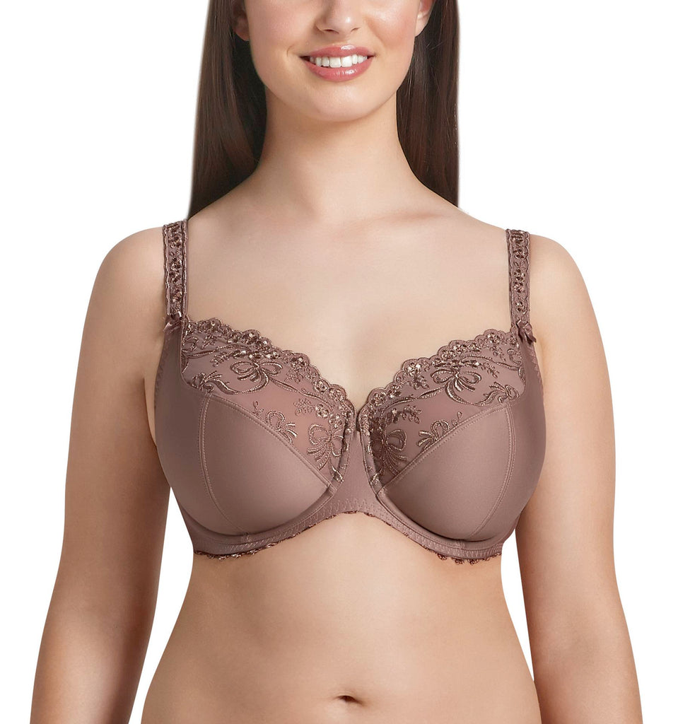 Anita Scarlett Underwire Bra Dusty Rose