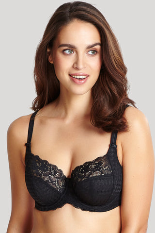 Panache Envy Blaconnet Bra Black