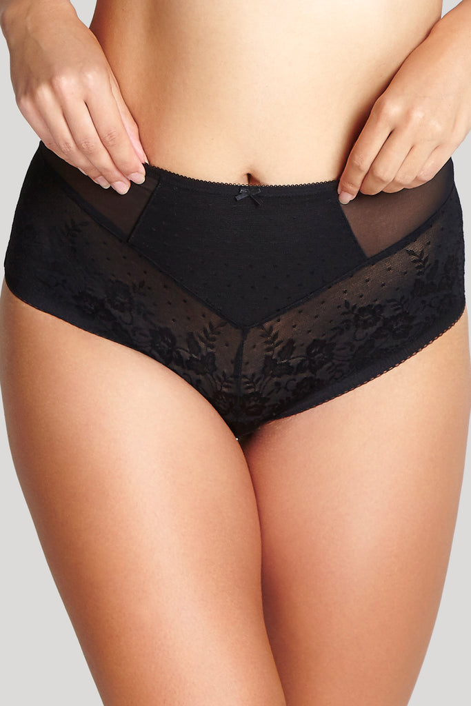 Panache Olivia Brief Black
