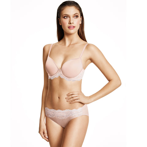 Wacoal Lace Affair Contour Bra Rose Dust/Angel Wing