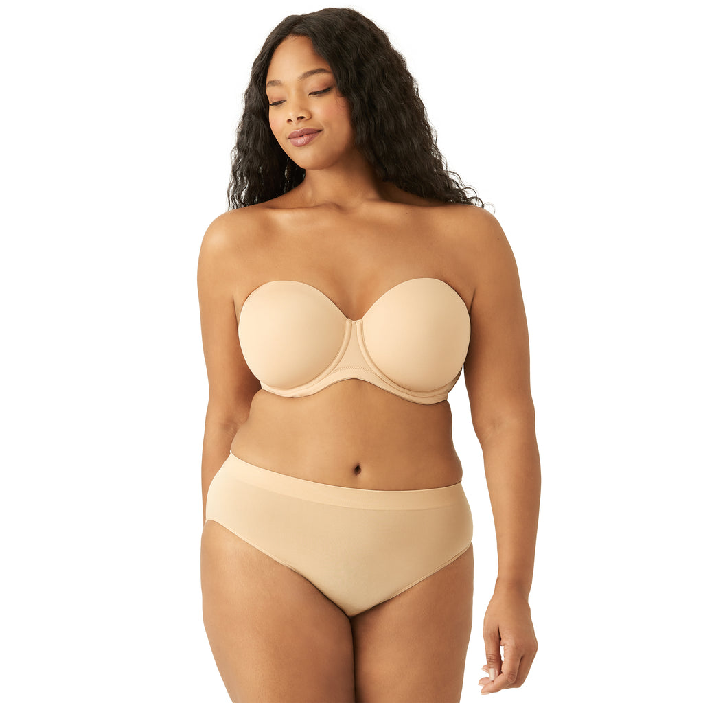 Wacoal Red Carpet Contour Strapless Bra Nude
