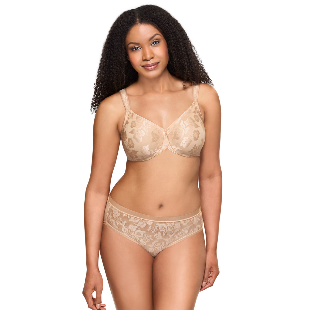 Wacoal Awareness Seamless Underwire Bra Nude