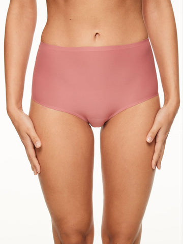 Chantelle Seamless Soft Stretch High Waist Brief Sedona