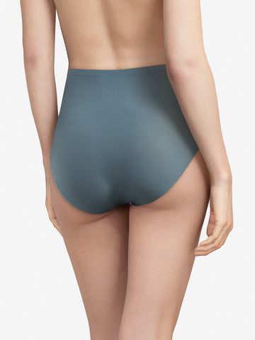 Chantelle Seamless Soft Stretch High Waist Brief Abysse