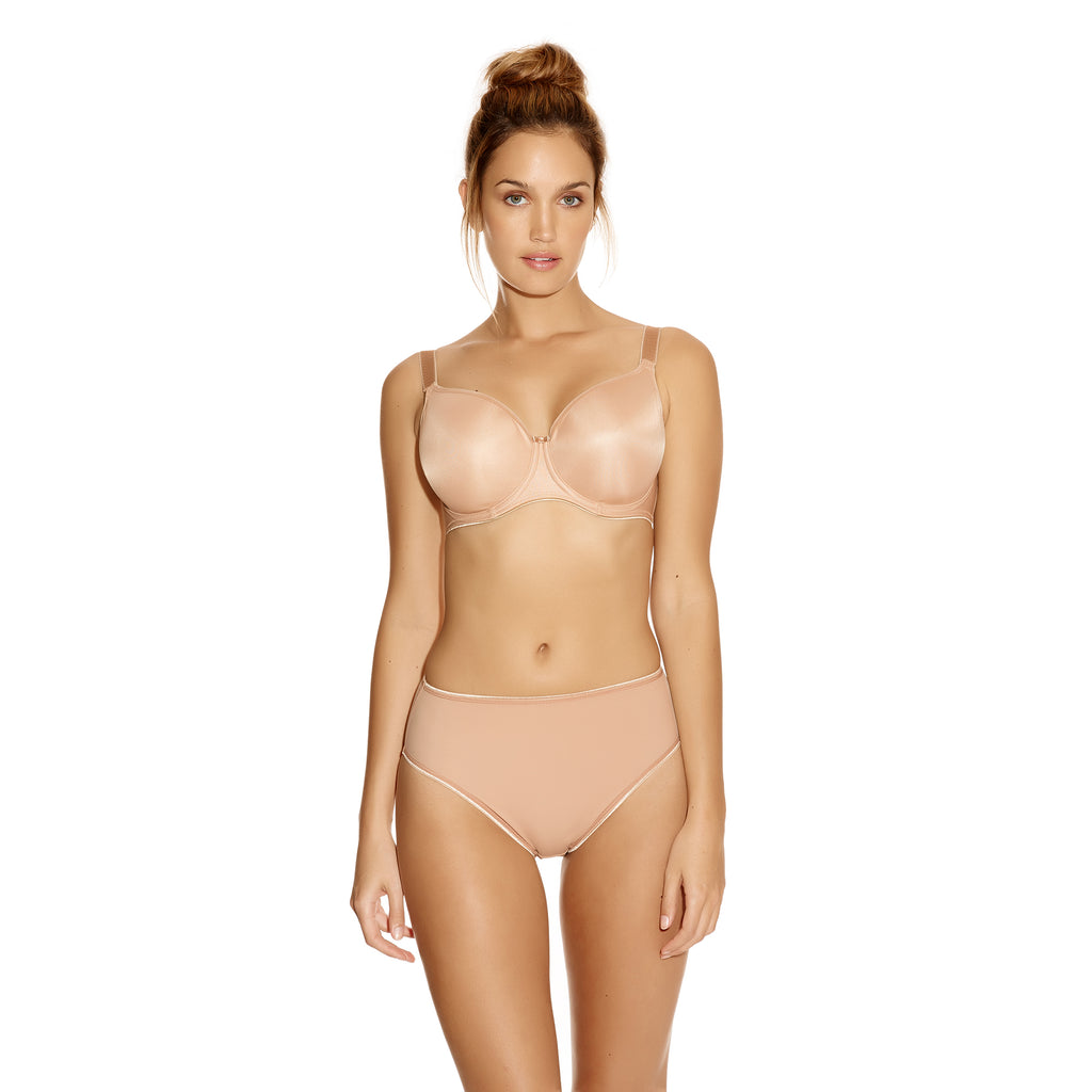 Fantasie Smoothing Softcup Bra Nude