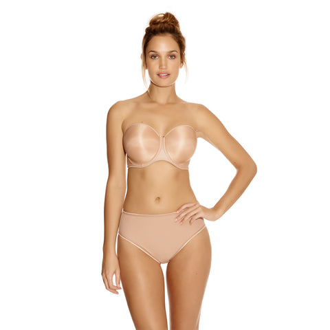 Fantasie Smoothing Strapless Bra Nude