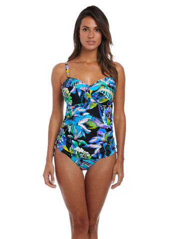 Fantasie Paradise Bay Tankini Top & Gathered Brief Set